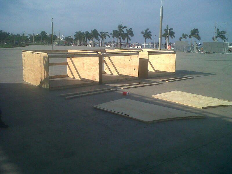 Skate Ramp Angola